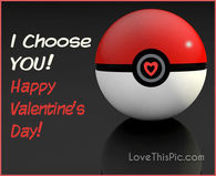 I Choose You Happy Valentine's Day