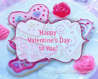 Happy Valentine's Day to you