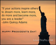 Presidents Day Quotes Happy Presidents Day Quotes Pictures, Photos, Images, and Pics for  Presidents Day Quotes