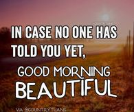 Morning Quotes For Her Good Morning Quotes For Her Pictures, Photos, Images, and Pics for  Morning Quotes For Her