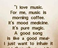 Image result for pics of i love music