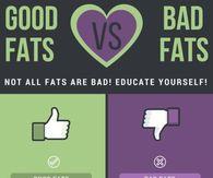 good fats vs bad fats pdf