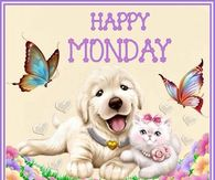 Happy monday pictures photos images and pics for facebook mike ross voltagebd Gallery
