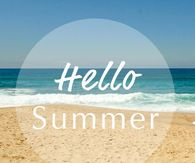 Hello Summer Quotes Pictures