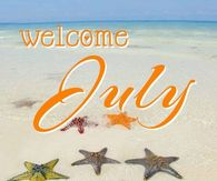 Welcome July Pictures, Photos, Images, and Pics for Facebook