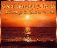 Good Evening Quotes Pictures Photos Images And Pics For Facebook
