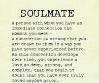 Soulmate Pictures, Photos, Images, and Pics for Facebook ...