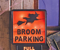 Broom Parking: Full