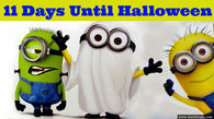 11 Days Until Halloween