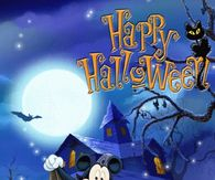 happy halloween disney gif quote