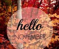 Image result for hello november