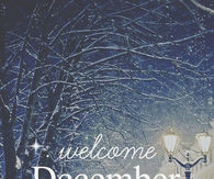 Tulisan Welcome Desember 24