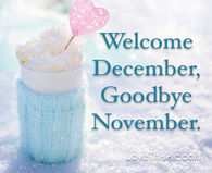 Tulisan Welcome Desember 30