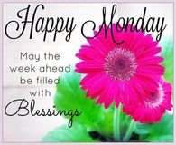 Happy monday quotes pictures photos images and pics for facebook happy monday may your week be filled with blessings voltagebd Images