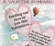 A Valentine In Heaven Quote