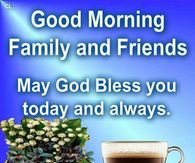 Family Good Morning Quotes Pictures, Photos, Images, and