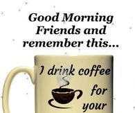 Good Morning Coffee Quotes Pictures Photos Images And Pics For
