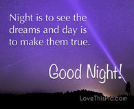 Free Printable Good Nite Images With Quotes