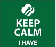 Image of: Sayings Keep Calm Have Girl Scout Cookies Lovethispic Keep Calm Quotes Pictures Photos Images And Pics For Facebook