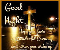 goodnight and when you wake up happy easter