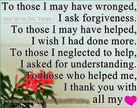 Forgiveness Quotes Pictures, Photos, Images, and Pics for