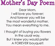 Mothers Day Poem Pictures, Photos, Images, and Pics for