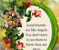 friend angel quotes pictures