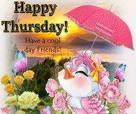 Happy Thursday Pictures Photos Images And Pics For Facebook
