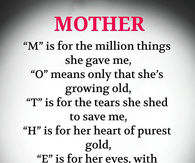 Cute Mothers Day Quotes Pictures, Photos, Images, and Pics for