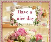 Have A Nice Day Pictures Photos Images And Pics For Facebook