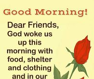 Good Morning Friends Pictures Photos Images And Pics For Facebook