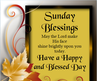 Sunday Blessing Pictures Photos Images And Pics For Facebook