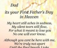 Fathers Day Heaven Quotes Pictures Photos Images And Pics For