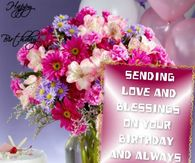 Birthday Blessing Quotes Pictures