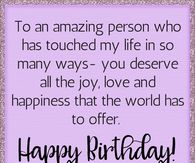 Sweet Birthday Quotes Pictures Photos Images And Pics For