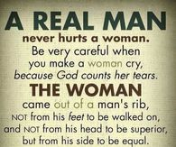 Real Man Quotes Pictures Photos Images And Pics For Facebook