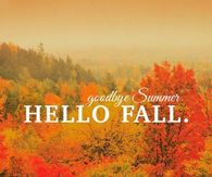 Image result for hello fall