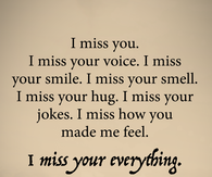 I Miss You Quotes Pictures Photos Images And Pics For Facebook