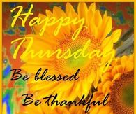 Thursday Blessings Pictures Photos Images And Pics For Facebook