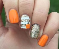 Halloween Nails Pictures, Photos, Images, and Pics for ...