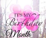 Birthday Month Pictures, Photos, Images, and Pics for ...