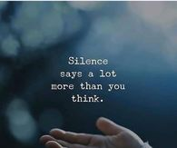 Silence Pictures, Photos, Images, and Pics for Facebook, Tumblr ...