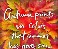 Autumn Quotes Pictures, Photos, Images, and Pics for ...