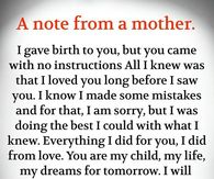 Mother Quotes Pictures, Photos, Images, and Pics for ...