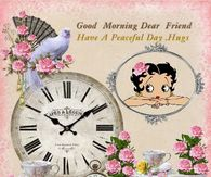 Betty Boop Good Morning Pictures Photos Images And Pics For
