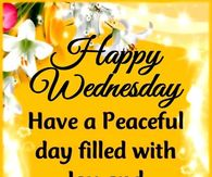 Wednesday Blessings Pictures Photos Images And Pics For Facebook