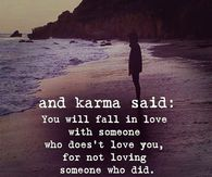 Karma Pictures, Photos, Images, and Pics for Facebook, Tumblr