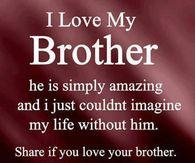 Brother Quotes Pictures, Photos, Images, and Pics for ...
