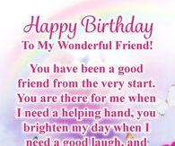 Happy Birthday Friend Quotes Pictures Photos Images And Pics For Facebook Tumblr Pinterest And Twitter