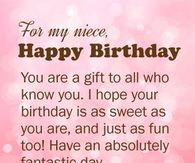 birthday niece quotes pictures photos images and pics for